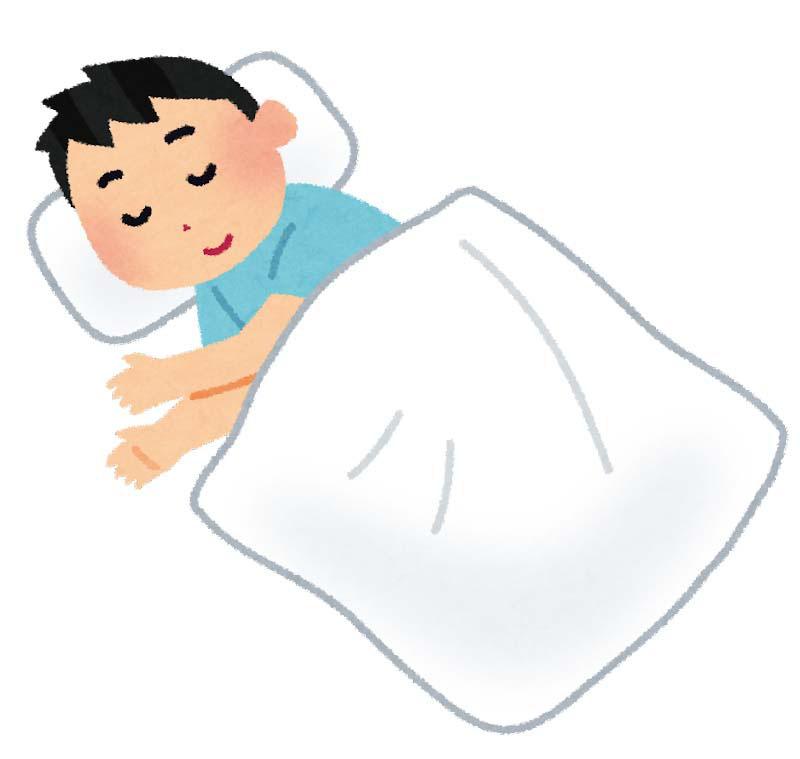 逆流性食道炎と寝姿勢の関係